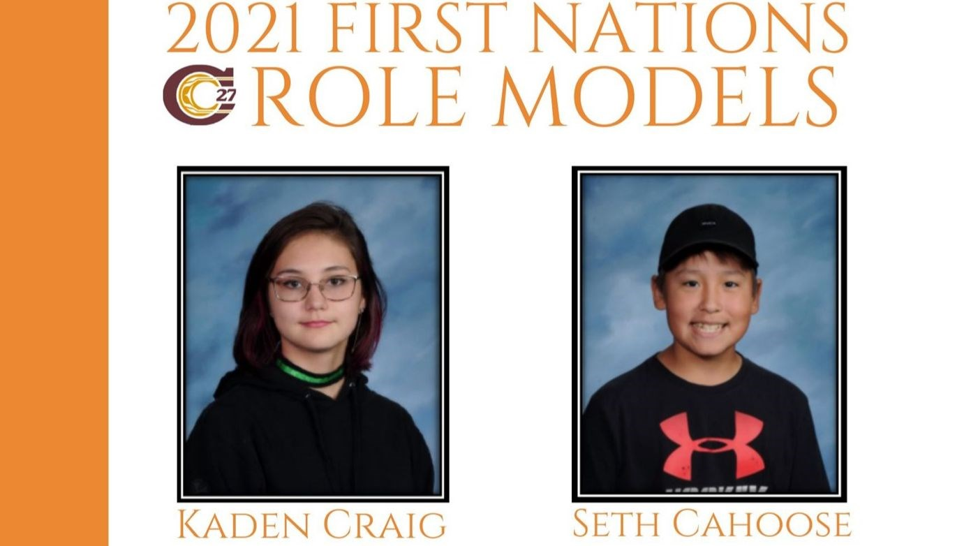 2021 First Nations Role Models